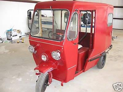 Ebay Motors Cushman Style Westcoaster Rand Mailster 3 Wheeler