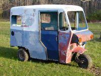 5611b09158 eBay Motors  WESTCOASTER MAILSTER 3 wheeler + Cushman Truckster Ad ...