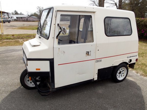 1996 Cushman Vanster located in Jones County, Mississippi